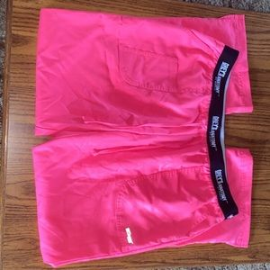 Greys Anatomy hot pink scrub pants